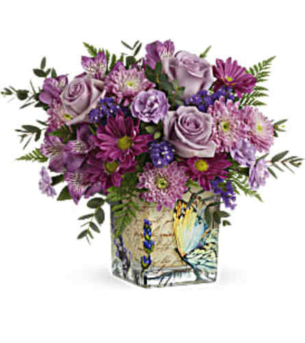 Winged Whimsy Bouquet