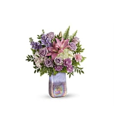 Glass Grandeur Bouquet