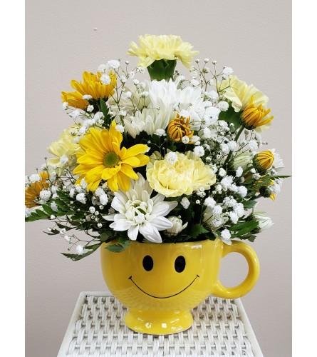 Happy Days Smile Mug