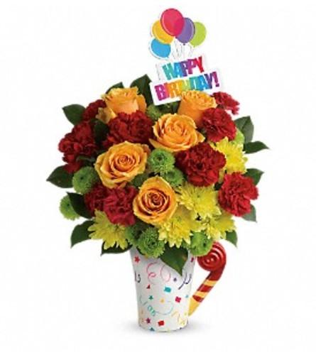 The Fun 'N Festive Bouquet