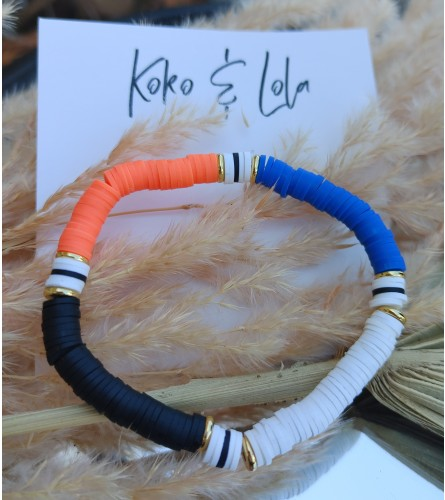Koko & Lola Colorful Bracelet