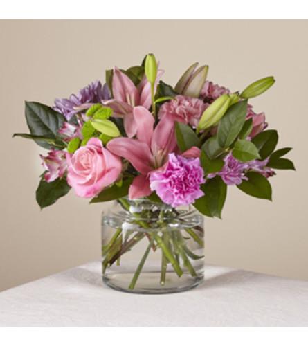 21-S5 FTD Mariposa Bouquet