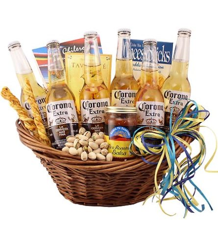 Corona Beer Basket