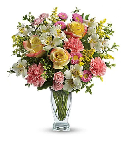 Meant to Be Vase by Teleflora