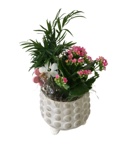 Spring Garden Planter