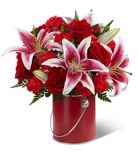 FTD Color Your Day With Radiance Bouquet