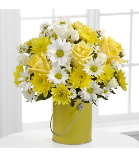 FTD Color Your Day With Sunshine
