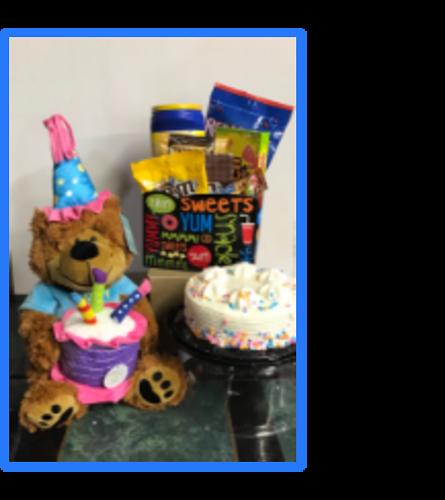 Bear Birthday Bundle