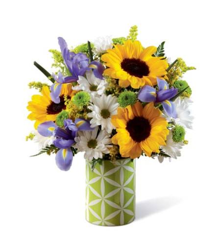 Ftd Botanical Bouquet