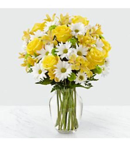 FTD - Sunny Sentiment Bouquet