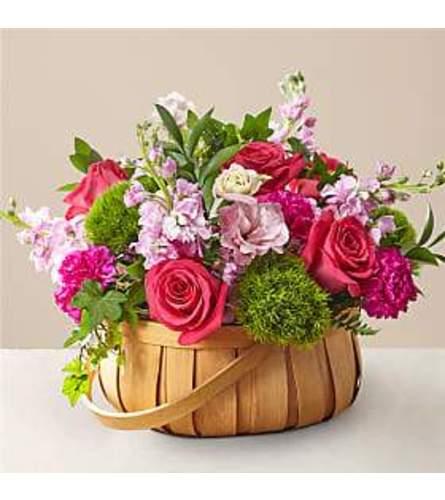 FTD® Radiance In Bloom Basket