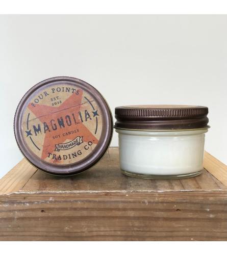 Jar Candle, Magnolia