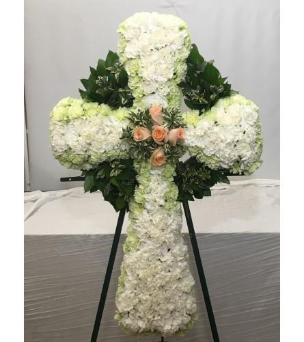 Elegant Irish Cross