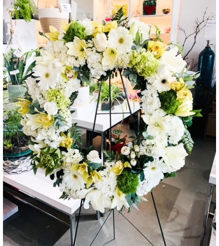 Vibrant Memories Wreath