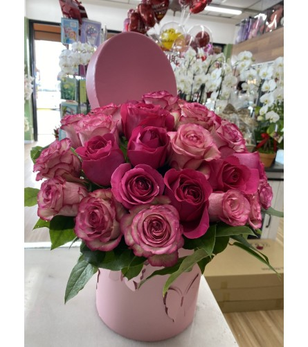 Pink As Roses