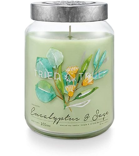 Tried & true candle