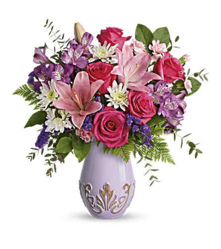 Lavish Lavender Bouquet