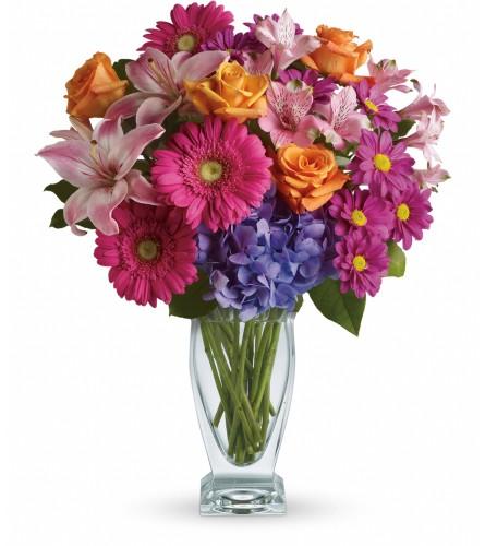 Wondrous Wishes Bouquet