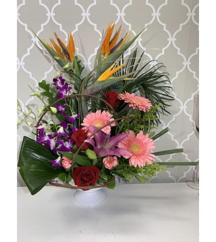 Summer Floral Delight