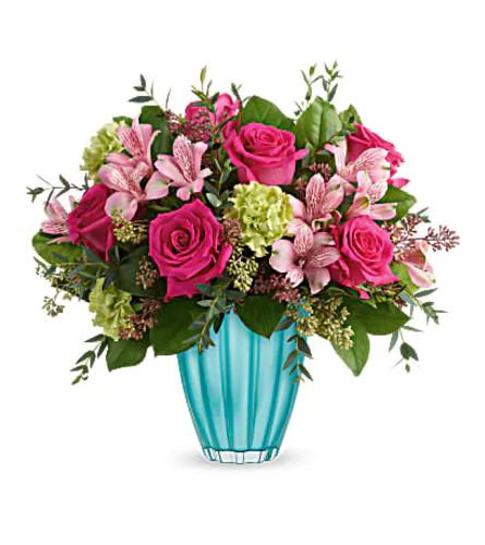 Enchanted Spring Sea Bouquet