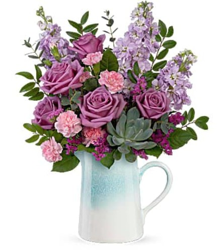 Farmhouse Chic Watering Vase