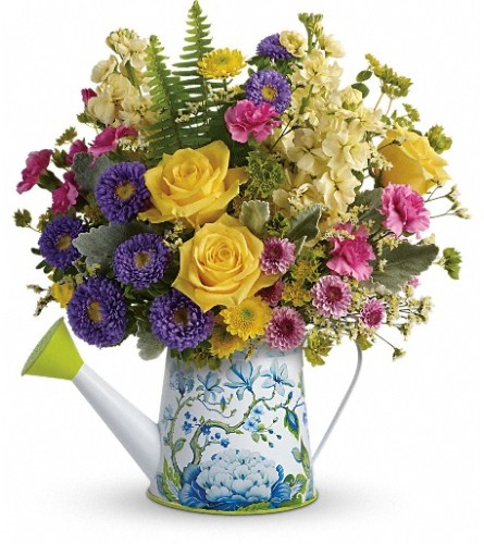 A Sunlit Afternoon Bouquet (Teleflora)