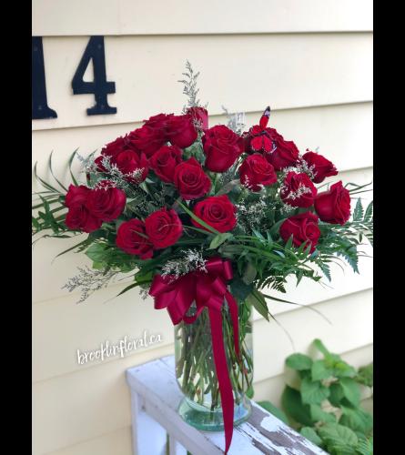 Stunning 3 Dozen Roses