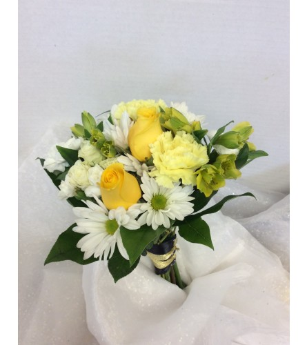 Yellow and White Delight (pick up only)