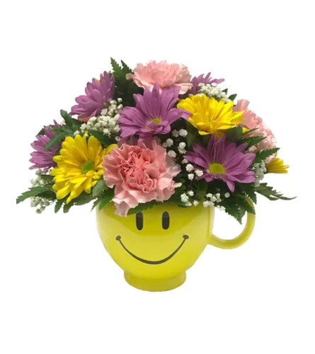 Colourful and Happy Mug
