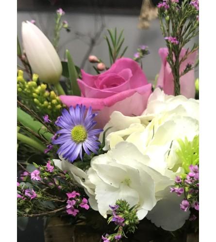 Thanks Mom! Bouquet