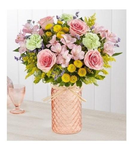 PASTEL POSY™ BOUQUET OF FLOWERS
