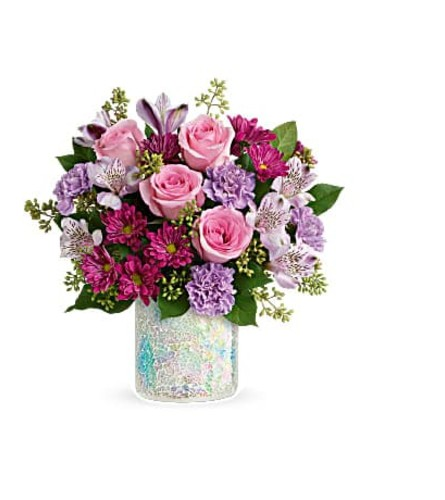 TELEFLORA'S SHINE IN STYLE BOUQUET OF FLOWERS