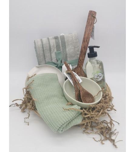 Sage Kitchen Gift Set