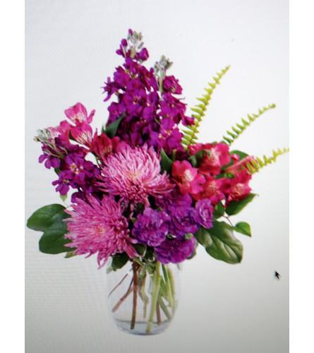 Vibrant Joy Bouquet