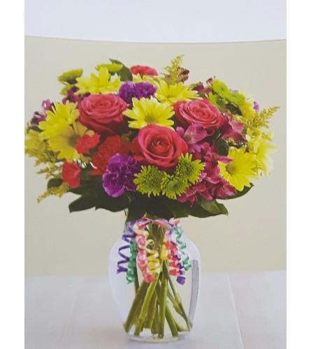 Celebration Of Love Bouquet