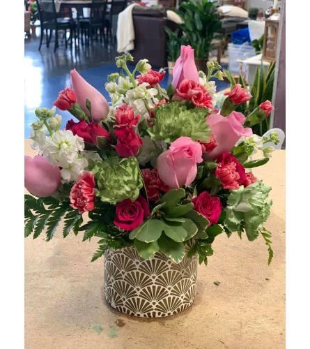 Floral Fancy Bouquet