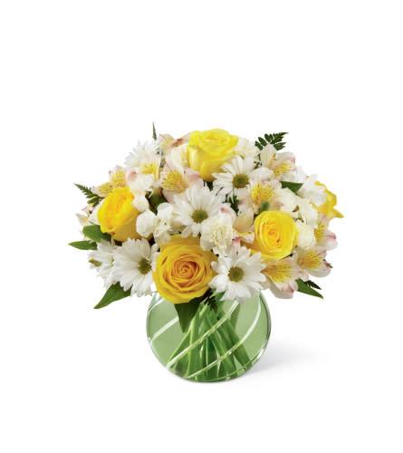 FTD® Sunlit Blooms™ Bouquet