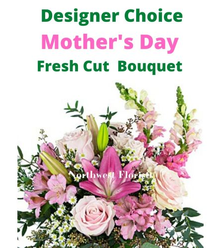 Mother's Day Fresh Cut Bouq 2021