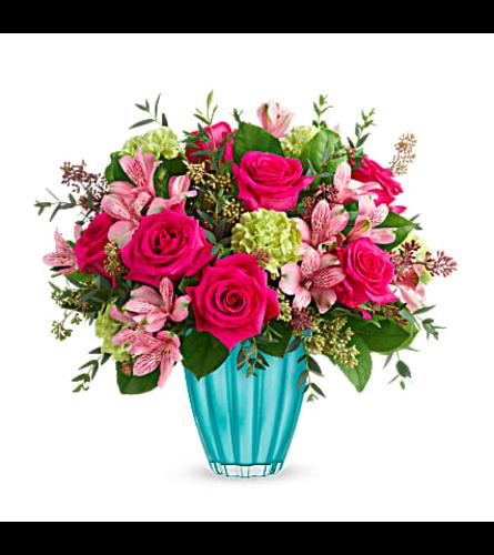 Teleflora Enchanted Spring Bouquet 2021