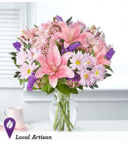 Floral Bountiful Treasures™ Bouquet