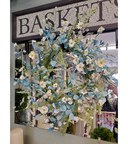 Turquiose Wreath