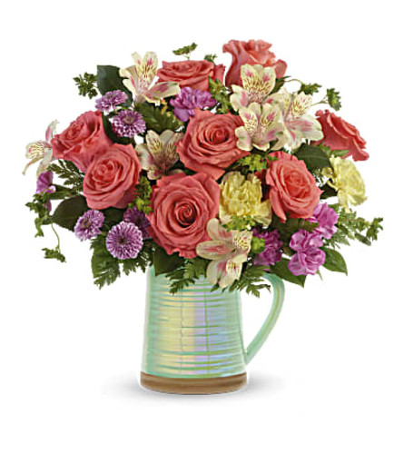 Pour on the Beauty by Teleflora