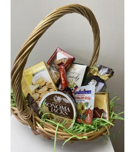 Goody and Gourmet basket