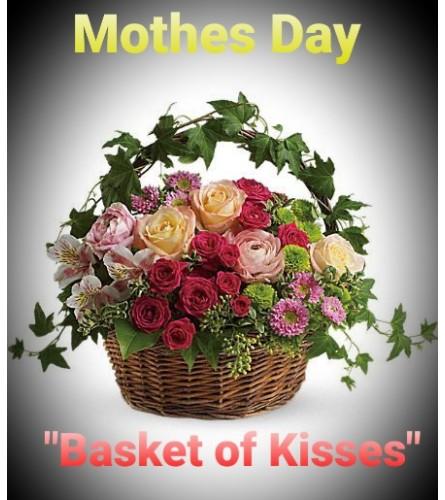 Basket of kisses