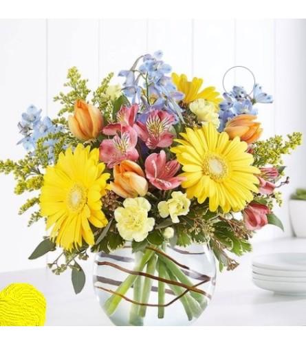 The Surprise Bouquet