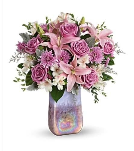 Mother's Day Stunning Swirls Bouquet