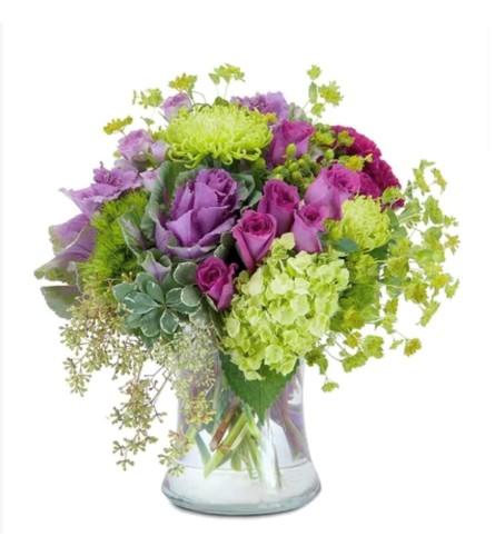Magenta Mystery Bouquet