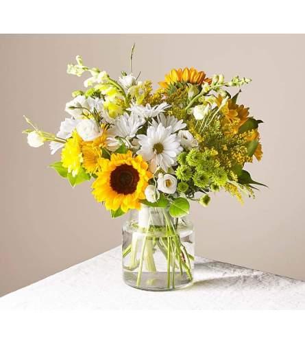 The Sunshine Sunflower Bouquet