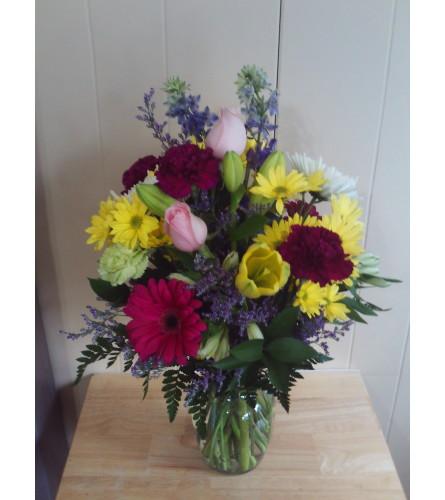 Florist Daily Deal Vase