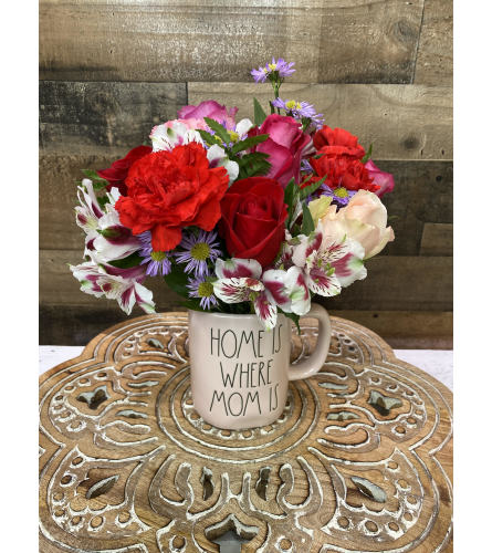 Home Is Where Mom Is Bouquet